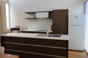 A kitchen or kitchenette at Eighty Eight