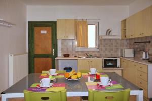 A kitchen or kitchenette at Liofoto