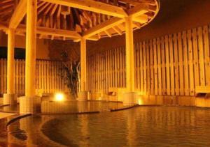 The swimming pool at or near Tazawako Lake Resort & Onsen
