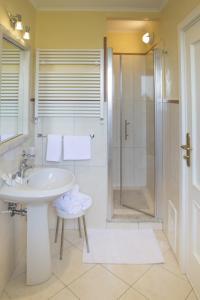 A bathroom at Resort Sant'Angelo & SPA