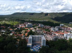 A bird's-eye view of Flat Park Veredas 312 - Rio Quente