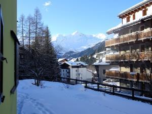 Appartamento La Primula during the winter