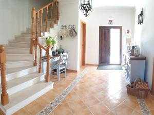 The lobby or reception area at Casa Cereja 'Adults only'