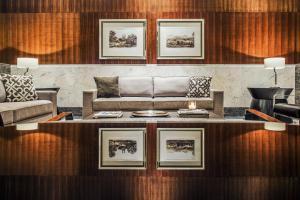The lobby or reception area at Windsor Marapendi