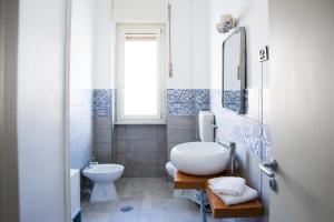 A bathroom at S.Eremita House