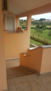 Balkon ili terasa u objektu Apartmani FILTEA