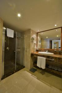 حمام في فندق ماريغولد ثيرمال آند سبا بورصة