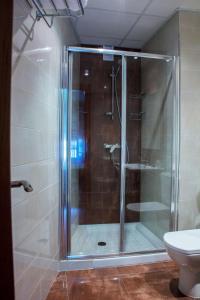 Un baño de Hotel Mabú