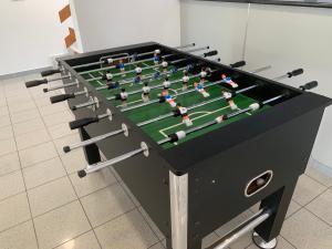 A billiards table at Apartments Ana&Ita