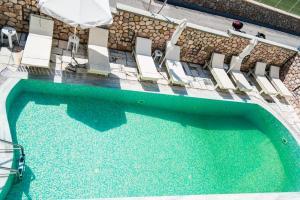 Πισίνα στο ή κοντά στο Ifestia Hotel