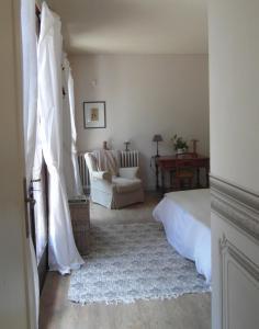 Un ou plusieurs lits dans un hébergement de l'établissement Le 22