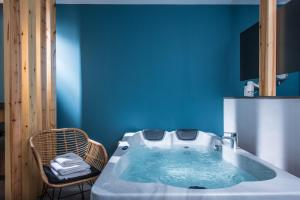 Spa and/or other wellness facilities at Infinity Blue Boutique Hotel & Spa - Adults Only