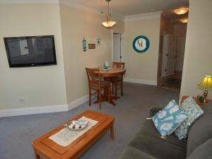 A television and/or entertainment center at Atlantic Breeze Suites
