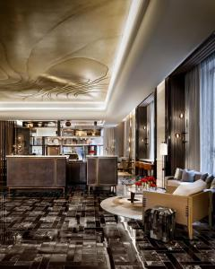 A restaurant or other place to eat at The St. Regis Toronto