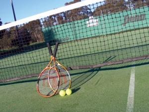 Tennis and/or squash facilities at Rich River Golf Club Resort or nearby