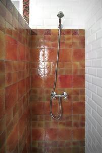 Un baño de Casa Rural Palacete Magaña