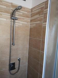 A bathroom at Adele's House
