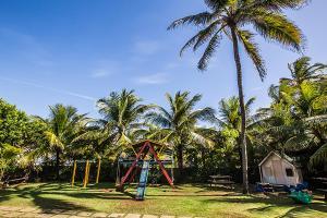 Children's play area at Catussaba Resort Hotel