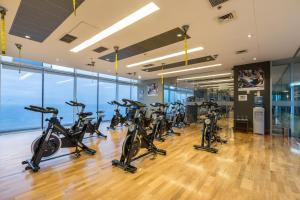 Gimnasio o instalaciones de fitness de Enjoy Antofagasta