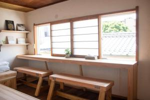 A seating area at Ruco
