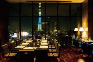 Restoran atau tempat makan lain di The Gate Hotel Asakusa Kaminarimon by Hulic