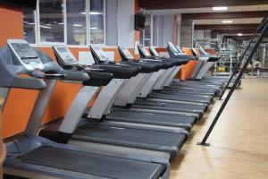Фитнес-центр и/или тренажеры в Гринвуд Отель