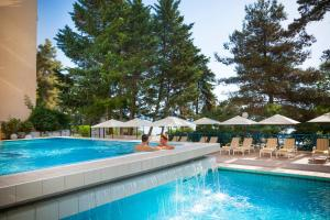 The swimming pool at or close to Hotel Excelsior - Liburnia