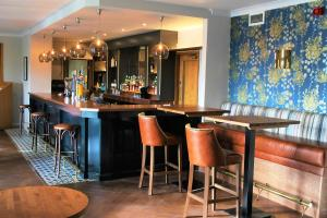 The lounge or bar area at Abbey Hotel Golf & Spa