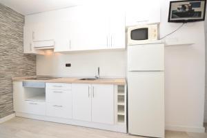 Una cocina o zona de cocina en Ancora Studio