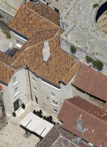A bird's-eye view of Hotel Vestibul Palace & Villa - Small Luxury Hotels Of The World