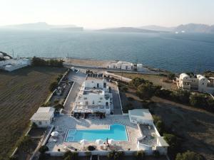Vue panoramique sur l'établissement The Fisherman's House