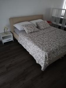 Postel nebo postele na pokoji v ubytování Vita Style