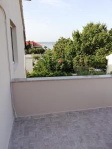 Balkón nebo terasa v ubytování Vita Style