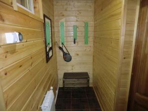 Ванная комната в Agrousadba Mechta