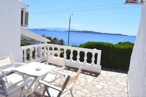 Μπαλκόνι ή βεράντα στο Hotel Akti Ouranoupoli Beach Resort