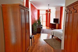 Posezení v ubytování Penzion Daniela