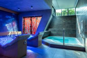 Bazén v ubytování Isla Mallorca & Spa nebo v jeho okolí