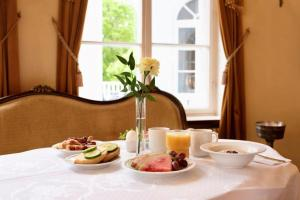 Breakfast options available to guests at Hotel Haikko Manor & Spa