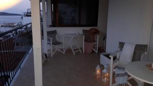 Balcone o terrazza di Vetti Rooms
