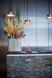 A kitchen or kitchenette at Lux 11 Berlin-Mitte