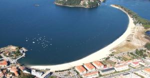 A bird's-eye view of Hotel Vasco Da Gama