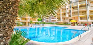 The swimming pool at or near Ona Suites Salou