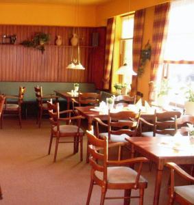 Ein Restaurant oder anderes Speiselokal in der Unterkunft Domhotel Bed & Breakfast