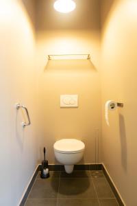 A bathroom at Residentie Kaaizicht