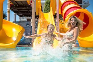 Aquapark v hotelu nebo okolí