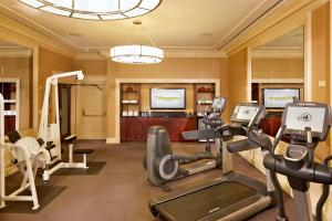 The fitness center and/or fitness facilities at The Algonquin Hotel Times Square, Autograph Collection
