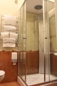 Ванная комната в Гостиница Седьмое Небо