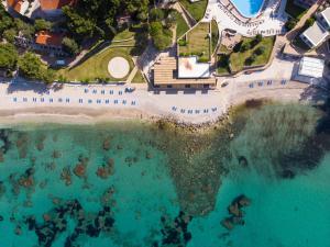 Vue panoramique sur l'établissement Hotel Astarea