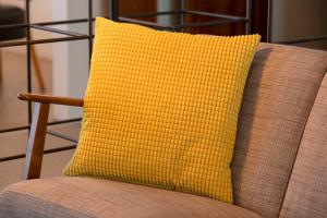 Een bed of bedden in een kamer bij Hotel Gullfoss