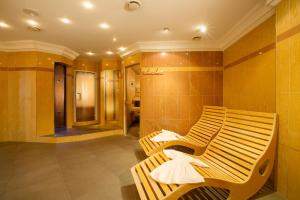 Spa and/or other wellness facilities at Hotel Waldachtal
